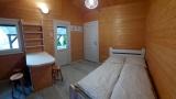 domek 4 osobowy, pokój z aneksem