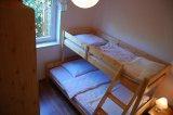 sypialnia w domku
